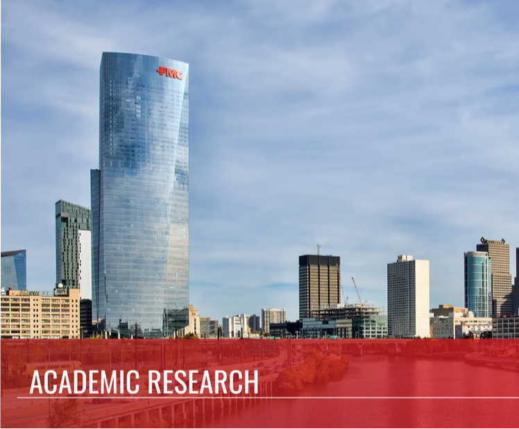 Click here to learn more about our academic research.
