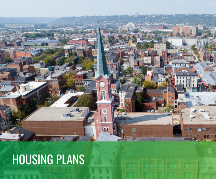 Click here to learn more about our work facilitating and writing housing plans.
