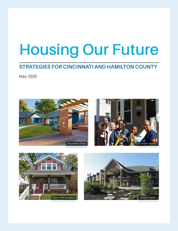 Click here to learn more about our work with LISC to facilitate a housing strategy for Greater Cincinnati.