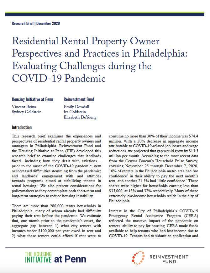Click here to read a more comprehensive report about landlords whose tenants applied for rental assistance in Philadelphia